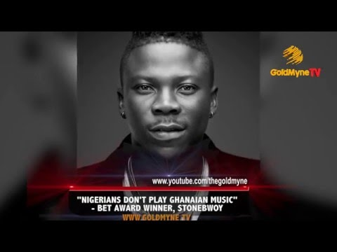 ''NIGERIANS DON'T PLAY GHANAIAN MUSIC'' - BET AWARD WINNER, STONEBWOY (Nigerian Entertainment)