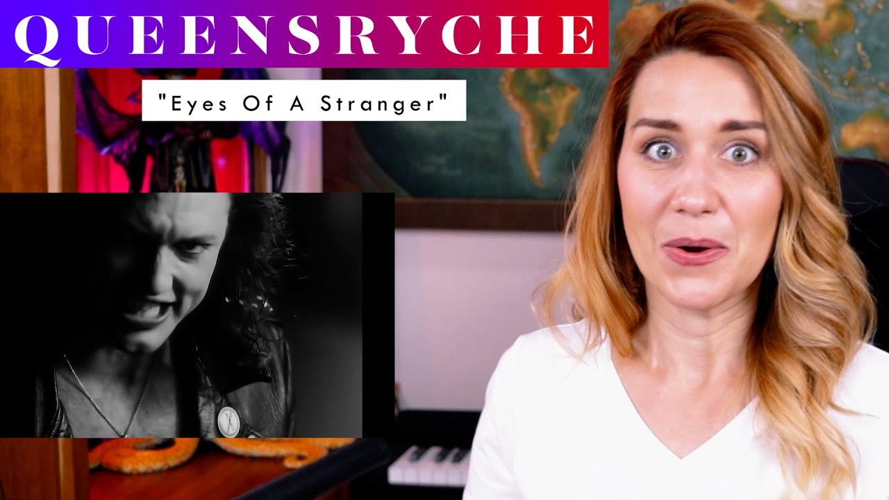 """Download Queensryche """"Eyes Of A Stranger"""" REACTION & ANALYSIS by Vocal Coach / Opera Singer"""