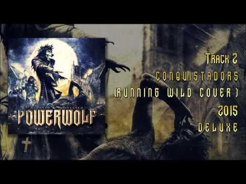 Powerwolf-Conquistadors (Running Wild Cover)
