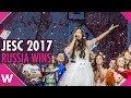 Junior Eurovision 2017 Winner Russia S Polina Bogusevich Results mp3