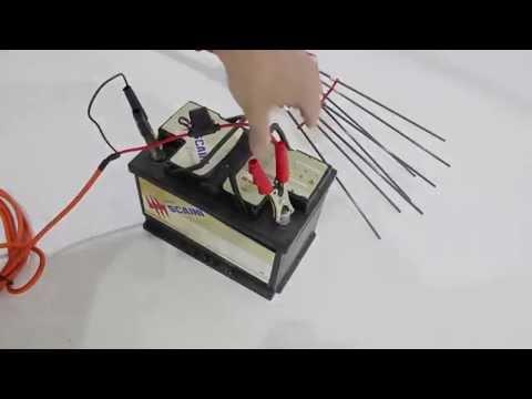 Elektrikli Zeytin Hasat Makinası Ilk Kurulum Ve Çalıştırma