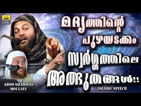 മദ്യത്തിന്റെ പുഴയടക്കം സ്വർഗ്ഗത്തിലെ അത്ഭുതങ്ങൾ!! | Latest Islamic Speech In Malayalam | Abu Shammas