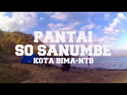 PANTAI SO SANUMBE - KOTA BIMA NTB (JALAN JALAN MANJA) BAG.2
