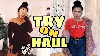 Fashion Nova Try On Haul!