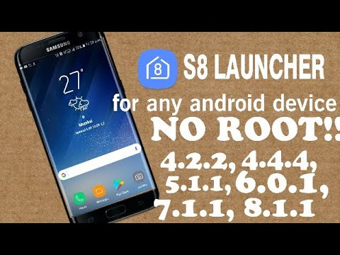 samsung s8 launcher apk for lollipop