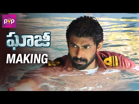 Ghazi Telugu Movie Making | Rana Daggubati | Taapsee | Kay Kay Menon | PVP | #Ghazi