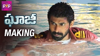 Ghazi Telugu Movie Making | Rana Daggubati | Taapsee | Kay Kay Menon | PVP | #Ghazi