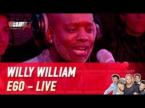 Willy William - Ego - Live - C'Cauet sur NRJ