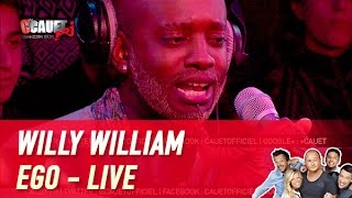 Download Willy William - Ego - Live - C'Cauet sur NRJ Mp3 and Videos