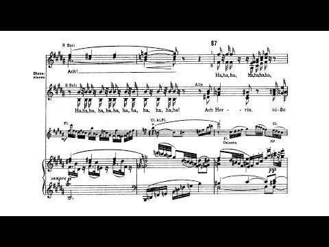 DIE FRAU OHNE SCHATTEN [Taster] by Richard Strauss [w/ English subtitles] (Audio + Vocal Score)