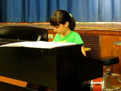 Fur Elise - Jenna M - Putnam Valley Elementary School 5/25/2011