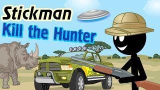 Stickman Mentalist. Hunters. Best Video.