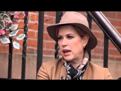 Talk Stoop featuring Molly Ringwald