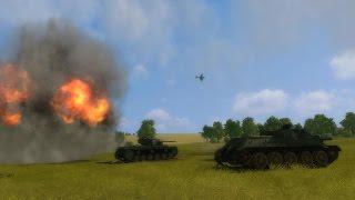 Реалистичная Битва на Курской Дуге в Игре Стратегии про Войну ! Theatre of War 2 на ПК