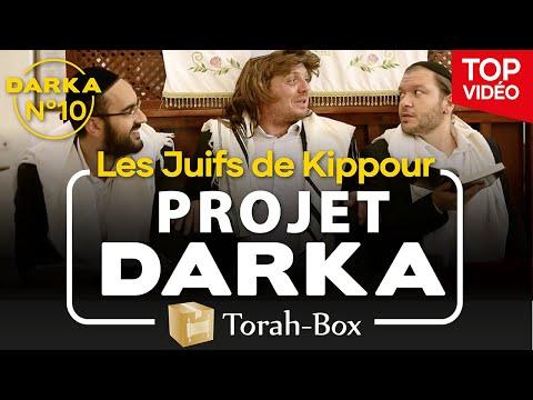 Projet Darka n°10 : Les Juifs de Kippour