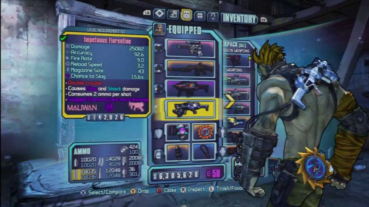 Best Borderlands 2 Seraph Weapons Related Keywords
