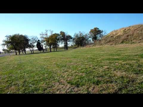 2010-11-3 Monks Mound, Cahokia, Illinois.MTS