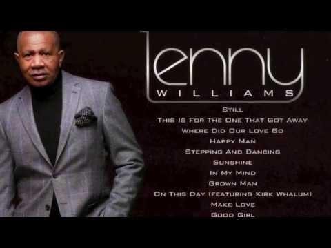 "Lenny Williams: ""Make Love"""