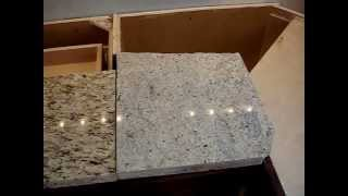Choosing The Best Granite Kitchen Counter Tops