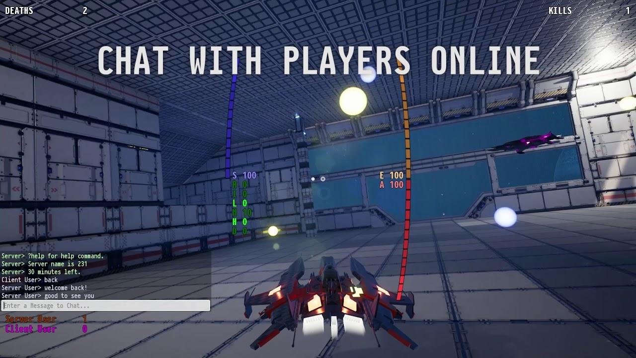 NeptuneGL - 6dof game like descent / battlefront 2 assault mode