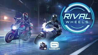"""Gameloft new Moto racing game  """"Rival wheels"""" trailer launch by Lost gaming 2"""