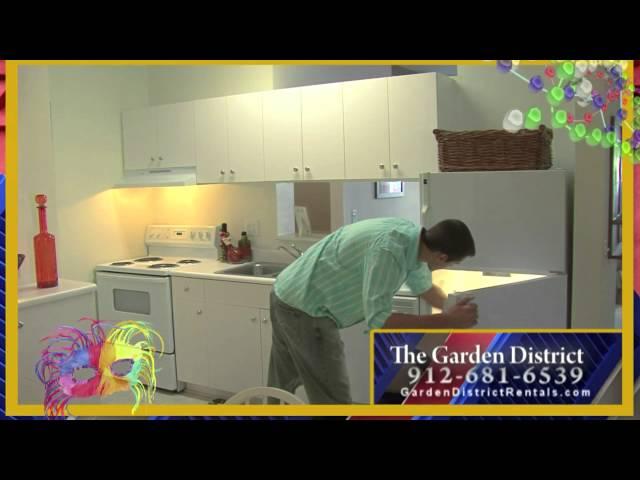 The Garden District Statesboro video tour cover