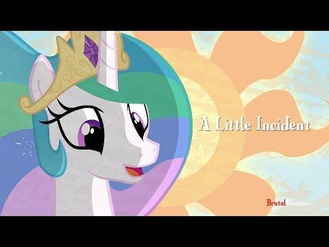"MLP:FIM [Animation] ""A Little Incident"""