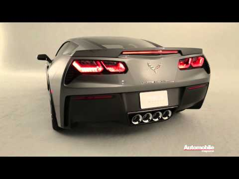 2014 Chevrolet Corvette Revealed