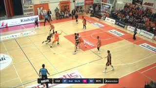 Karhu Basket vs BC Nokia Näädät Highlights 20 10 2018