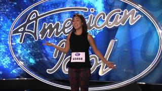 "American Idol Audition Season 14 | Erika David | Alicia Keys ""No One"""