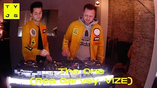 Rea Garvey, VIZE - The One (live) @ #TheYellowJacketSessions