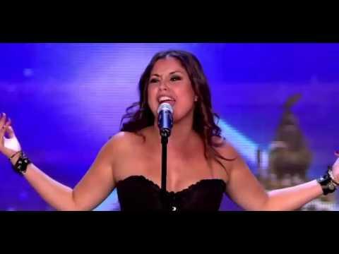 christina ramos incroyable talent étrangé 2016 surprise ^^