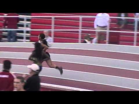 2014 elizabeth osondu 400m prelims university of arkansas high school
