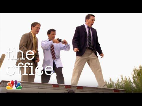 Hardcore Parkour - The Office