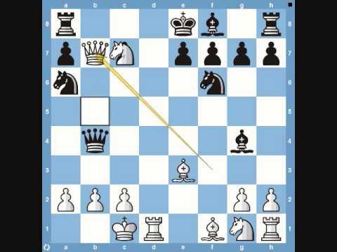 Chess Traps: Halosar Trap