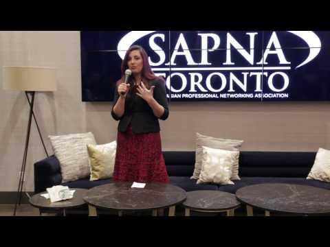 SAPNA Toronto Celebrates International Women's Month