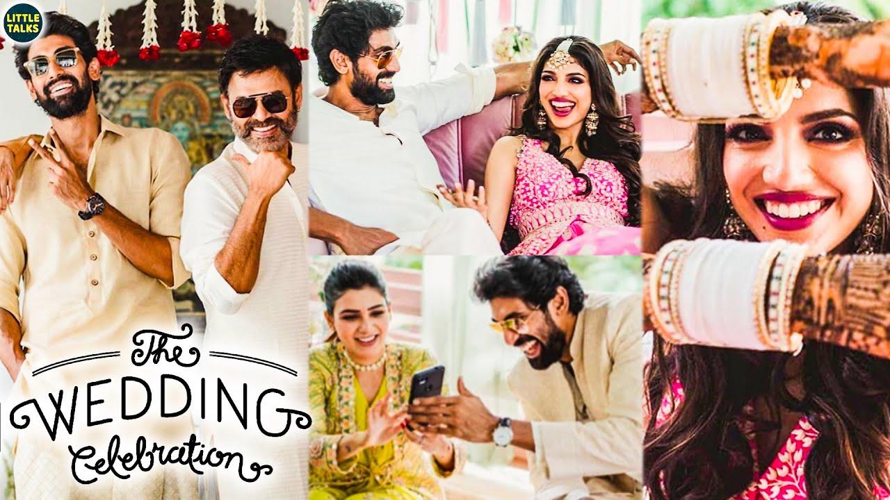 Rana Weds Miheeka Bajaj | Grand Wedding Celebration | Lockdown Marriage | Rana Wedding Video
