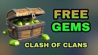 HOW TO GET 450 GEMS FOR FREE ON CLASH OF CLANS 2018 (Achievement)