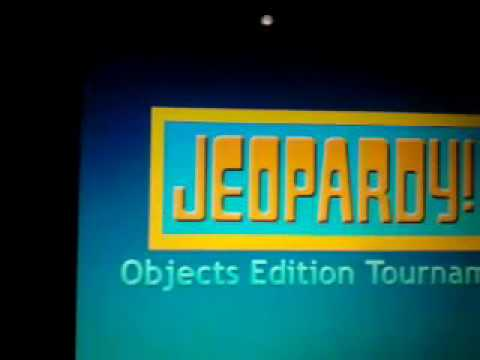 Jeopardy! Objects Edition Tournament Pen's Big Win of $92,000