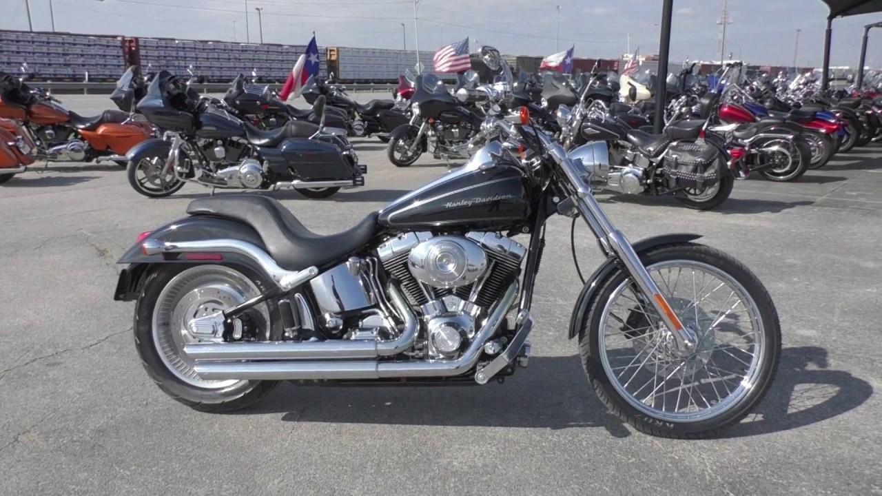 083540 - 2004 Harley Davidson Softail Deuce Fxstdi
