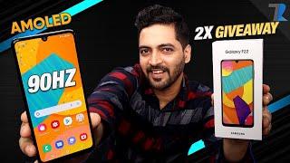 Samsung Galaxy F22 -  90Hz Amoled | 6000 mAh | 48MP Camera | Best Samsung Phone Under 12k??