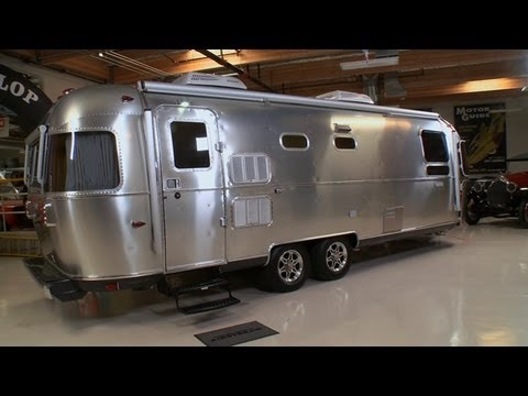 2013 Airstream Land Yacht Concept Jay Leno's Garage