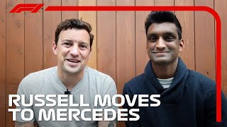Everything You Need To Know About George Russell's Move To Mercedes