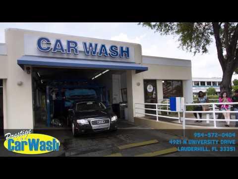 Full Service - Prestige Car Wash
