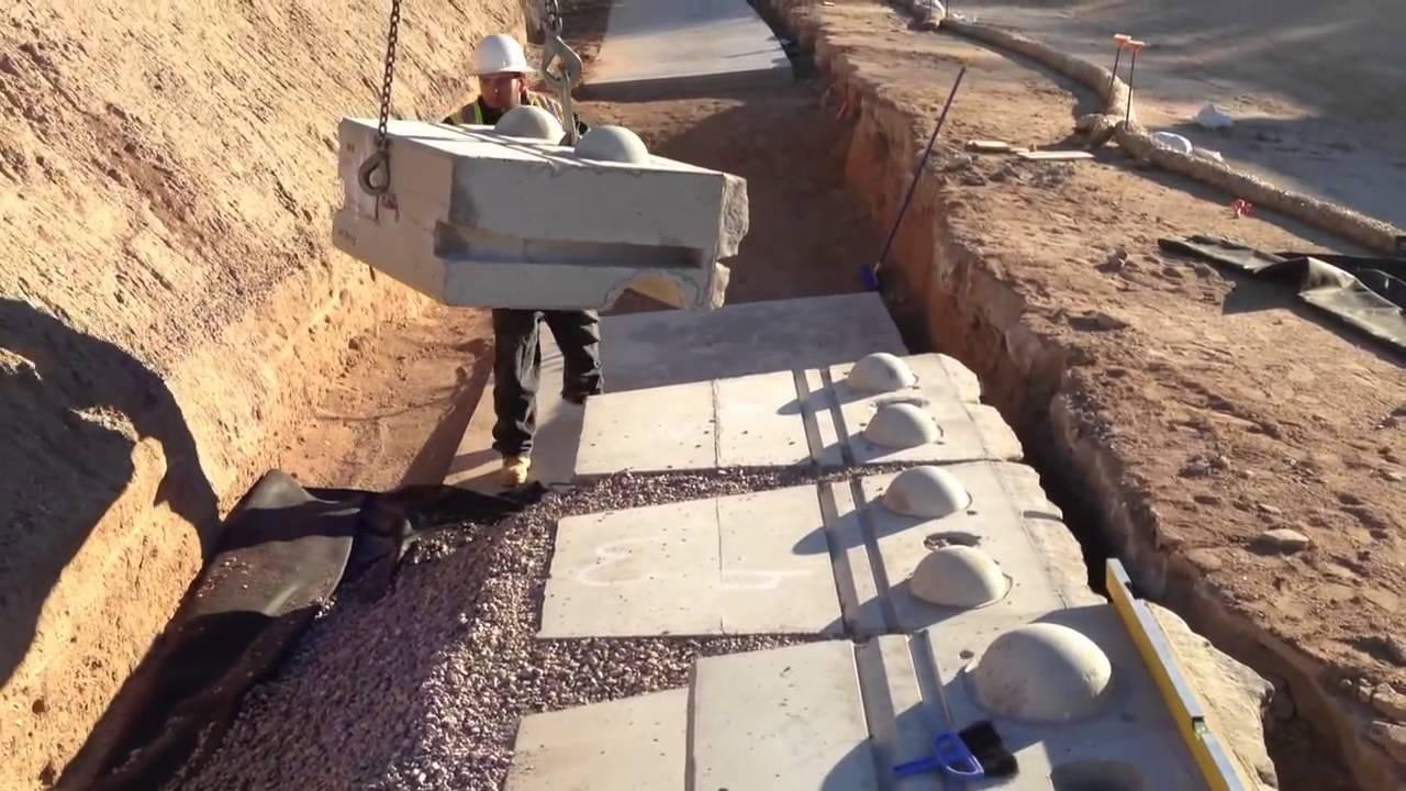 штарком технологии бетона
