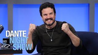 El actor Mario Corona comenzó su carrera como doble de acción – Dante Night Show