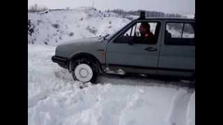 Golf 2 syncro 1.6D 40KW