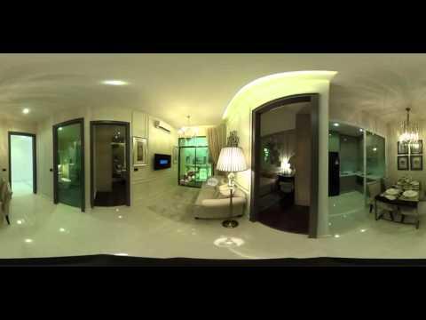 Mayfair Place Sukhumvit 50 : 2 Bedroom TYPE B1 size 48 SQ.M.