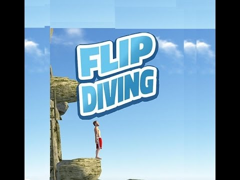 Download Unlimited Flip Diving Android Game full Unlocked Apk free  Characters Places & tricks