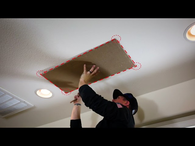 How To Install A Whole House Fan